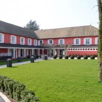 Hotel Pictures: Les Maritonnes Parc & Vignoble, Romanèche-Thorins