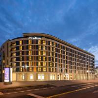 Zdjęcia hotelu: Citadines City Centre Frankfurt, Frankfurt nad Menem