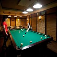 Holiday Home with Billiards