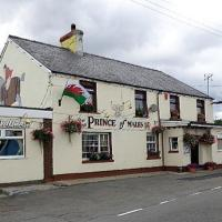 Hotel Pictures: Prince of Wales Inn, Rhymney