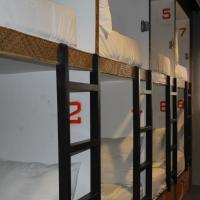 Bed in 8-Bed Mixed Dormitory Room (4th Floor)