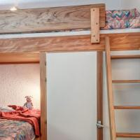 Studio with Cabin and Mountain View (4 Adults) - Saturday