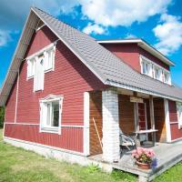 Hotel Pictures: Haikaranpesä Pärna Holiday Home, Orissaare