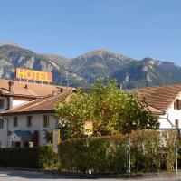 Hotel Pictures: Hotel Reich, Thusis