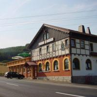 Hotelbilleder: Hotel Brückenmühle, Meiningen