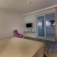 King Suite with Terrace - One Bedroom