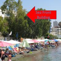 Hotel Pictures: Sea Front Apartment No. 38, Block C, Limassol