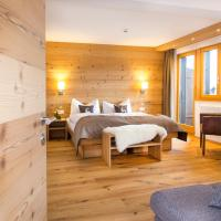 Junior Suite with Balcony and Matterhorn View
