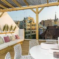 Two-Bedroom Apartment - Penthouse - Plaza del Mercat, 40