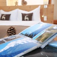 Single Room with Balcony and Matterhorn View