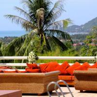 Chaweng sea view villa