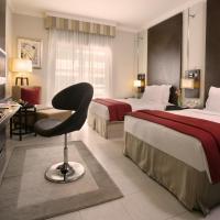 Club Rotana Premium Twin Room