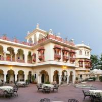 Foto Hotel: Alsisar Haveli - Heritage Hotel, Jaipur