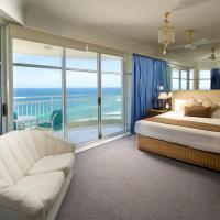 Three-Bedroom Apartment - Sub Penthouse