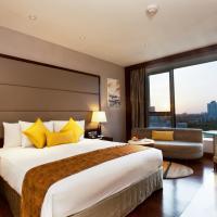 Crowne Plaza Deluxe Double Room