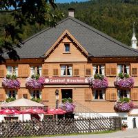Hotel Pictures: Hotel Gasthof Hirschen, Bezau