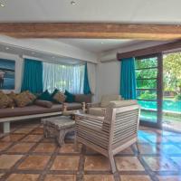 Lamu Executive Four-Bedroom Villa with Private Pool