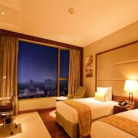 Deluxe Twin Room with City View - Smoking