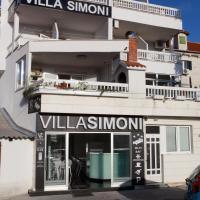 Zdjęcia hotelu: Apartments Villa Simoni, Split