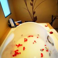 Superior Suite with Spa Bath and Pool View