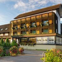Hotelbilleder: Hotel Hirschen, Glottertal