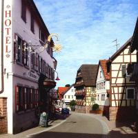 Hotelbilleder: Hotel - Restaurant - Metzgerei Sonne, Loffenau