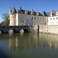 Hotel Pictures: Magnifique Appartement Dans Le Château, Avaray