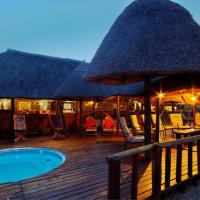Hotel Pictures: Dinaka Safari Lodge, Central Kalahari