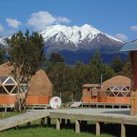 Hotel Pictures: Domos Biosfera Volcanica, La Ensenada
