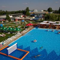 Double Room with Water Park Access