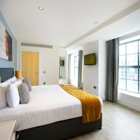 Staycity Aparthotels Deptford Bridge Station