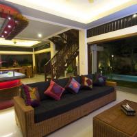 Batur Three-Bedroom Villa with Private Pool
