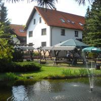 Hotelbilleder: Hotel-Pension Flechsig, Hartmannsdorf bei Kirchberg.