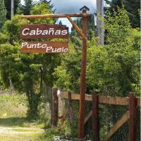 Hotelbilleder: Cabañas Punto Puelo, Lago Puelo
