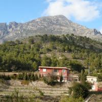 Hotel Pictures: Casa rural en Finestrat, Finestrat