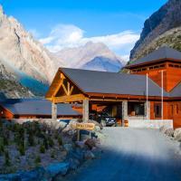 Hotel Pictures: NOI Puma Lodge, Población Errázuriz