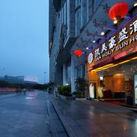 Fotografie hotelů: Shenzhen CAA Holy Sun Hotel, Luohu Railway Station, Šen-čen