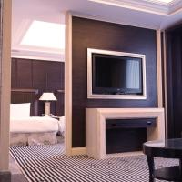 Executive Double or Twin Suite