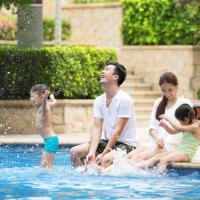 Family Package - Double or Twin Room with Garden View