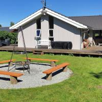 Hotel Pictures: Holiday home Rørsangervænget H- 3812, Bogø By