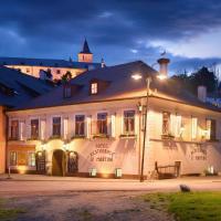Hotel Pictures: Hotel U Martina, Rožmberk nad Vltavou