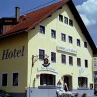 Hotelbilleder: Hotel und Pension Garni zur Post, Durach