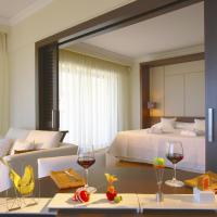 Elite Club Luxury Suite with Sea View