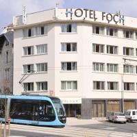 Hotel Pictures: Contact Hôtel Foch, Besançon