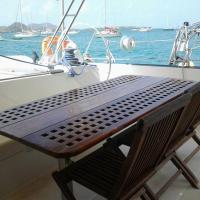 Cabin on Boat