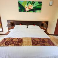 Tropical Double Room