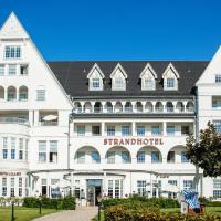 Hotelbilleder: Strandhotel Glücksburg, Lyksborg