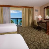 Deluxe Double Room with Ocean View and Lanai