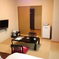 Economy Twin Room with Tatami Area