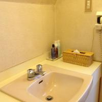 Japanese-Style Compact Economy Room